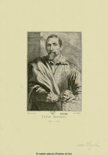 Frans Snijders (1579-1657)