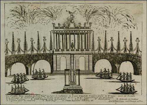 Billedresultat for  l'occasion du mariage de Madame Louis-Elisabeth de France